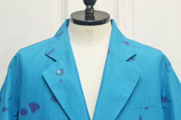 "画像2: NAMACHEKO "" Bargey Coat "" col.Blue"