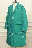 """画像4: NAMACHEKO """" Bargey Coat """" col.Green"""