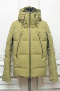 "DESCENTE ALLTERRAIN "" MOUNTAINEER - MIZUSAWA DOWN JACKET "" col.GROS"