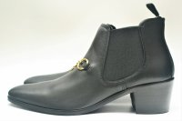 "NEEDLS "" Chelsea Bit Boot  "" col.Black - Gold bit"