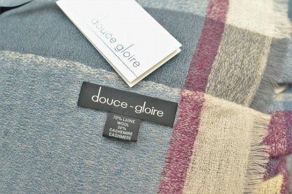 """画像4: douce gloire """" Wool x Cahemire Stole """" col.Vison"""