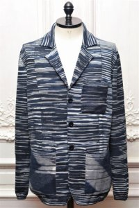"MISSONI "" Multicolour Cotton Jacquard Jacket "" col.521"