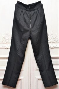 "NEAT "" Director's Trousers - Flight "" col.GRAY"