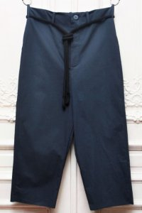 "toogood "" THE SCULPTOR TROUSER - PLAIN COTTON "" col.RIVER"