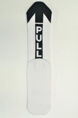 "1月14日発売! doublet "" PULL-UP SOX "" col.WHITE"