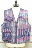 "画像1: South2West8 "" Mesh Bush Vest - Poly Heavyweight Mesh "" col. (1)"