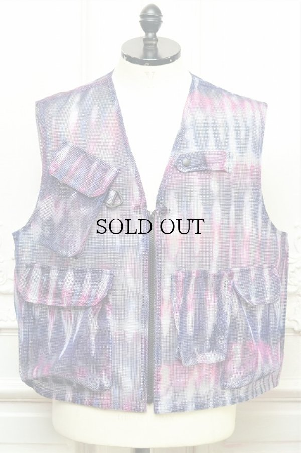 "画像1: South2West8 "" Mesh Bush Vest - Poly Heavyweight Mesh "" col."