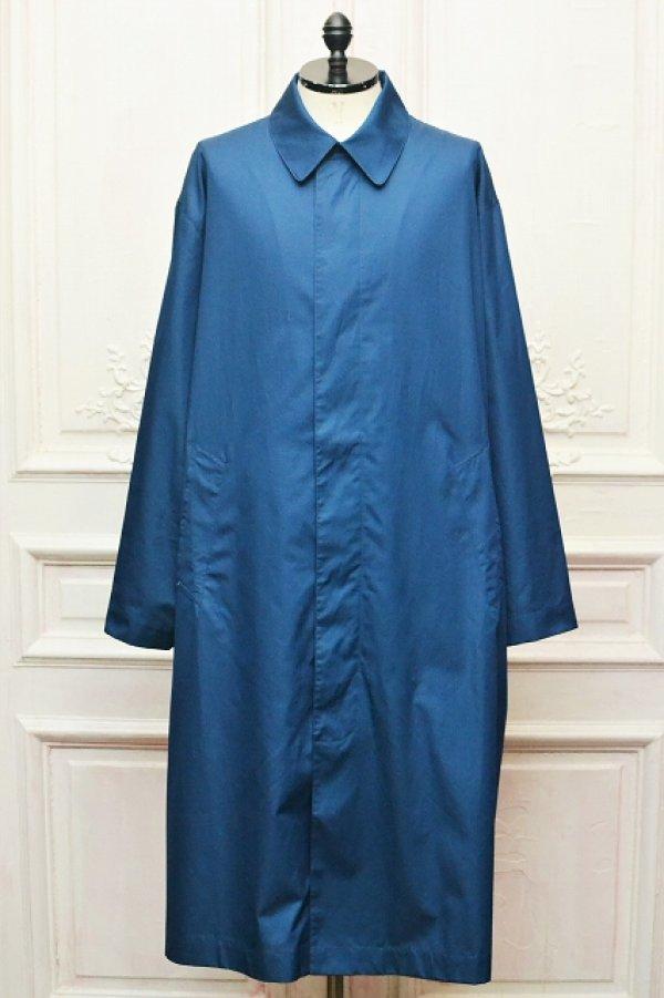 """画像1: Cristaseya """" Oversized Light Cotton Summer Trench """" col.Blue"""