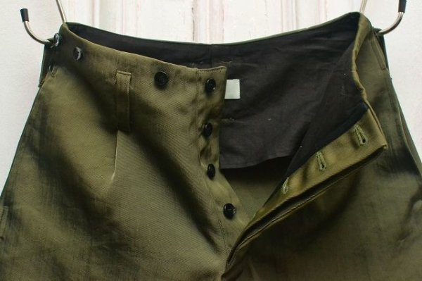 "画像2: amachi. "" Detachable Pocket Work Shorts "" col.Green"
