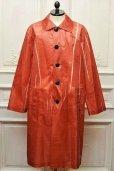 """画像1: NAMACHEKO """" Himutski Coat """" col.Granite Orange (1)"""