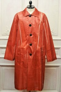 "NAMACHEKO "" Himutski Coat "" col.Granite Orange"