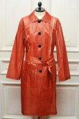 """画像4: NAMACHEKO """" Himutski Coat """" col.Granite Orange"""