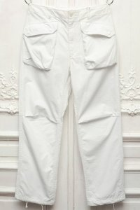 "Engineered Garments "" Norweigan Pant - Cotton Ripstop "" col.White"