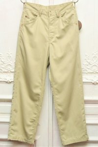 "O- (0-CHO-RUI.LAB) "" IOS STRAIGHT - CHINOS "" col.SAND"