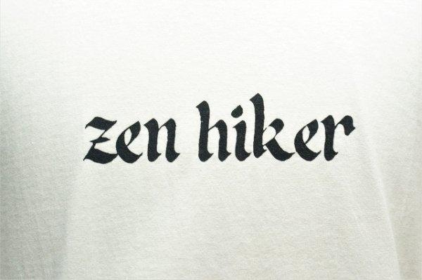 """画像2: TACOMA FUJI RECORDS """" ZEN HIKER '20 - by Jerry UKAI """" col.White"""