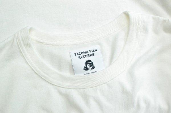 """画像5: TACOMA FUJI RECORDS """" ZEN HIKER '20 - by Jerry UKAI """" col.White"""