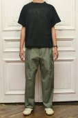 "画像9: Cristaseya "" Cotton Pleated Summer Trousers "" col.Light Petrol"