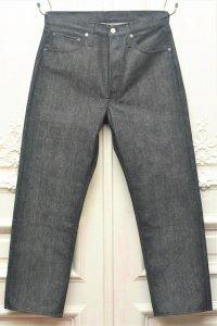 "NORITAKE/HARADA "" denim pants - Short "" col.D.Indigo"