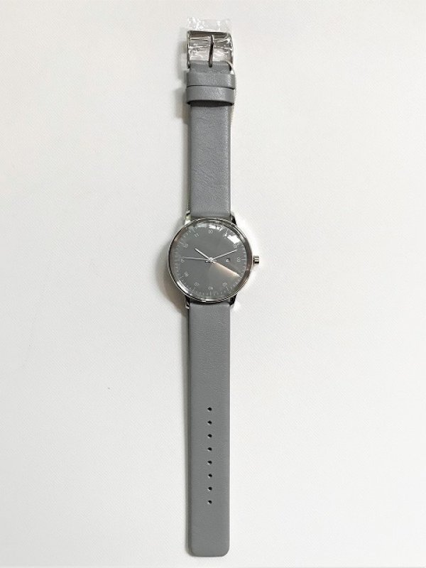 "画像1: Graphpaper "" sazare for Graphpaper - Wrist Watch "" Col.Gray"