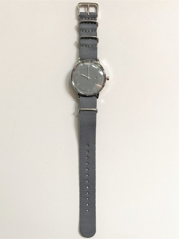 "画像2: Graphpaper "" sazare for Graphpaper - Wrist Watch "" Col.Gray"
