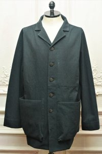 "toogood "" THE PHOTOGRAPHER JACKET - WOOL-COTTON DRILL "" col.NIGHT"
