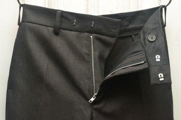 """画像2: 3MAN """" Suit Trousers """"  col.Brown"""
