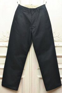 "E.Tautz "" FIELD TROUSERS - WIDE "" col.NAVY"