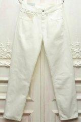"""NAMACHEKO """" Uschi Denim Jeans """" col.White"""