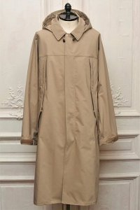 "O- (0-CHO-RUI.LAB) "" SOFTSHELL OVER COAT  "" col.Tan"