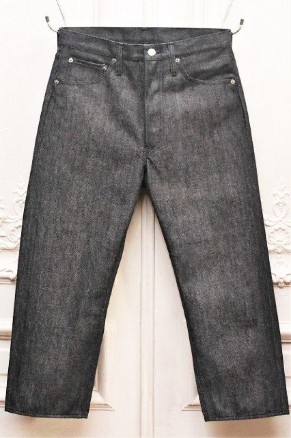 """画像1: NORITAKE/HARADA """" denim pants - X-Short """" col.D.Indigo"""