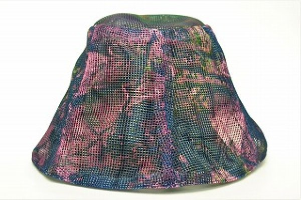 "画像1: South2West8 "" Rev.Tulip Hat - Poly Hevyweight Mesh/Print "" col."