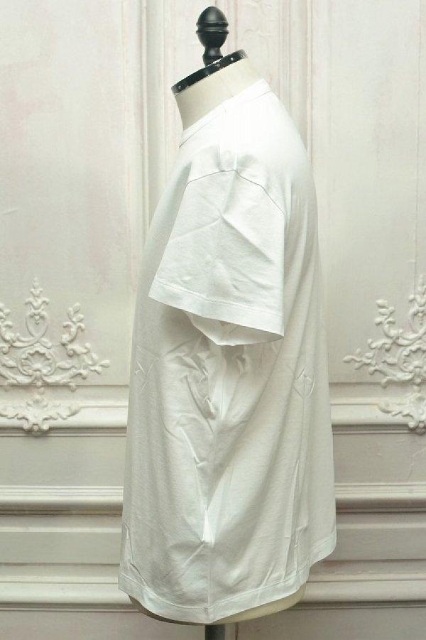 """画像3: Maison Margiela """" Mako Cotton Jersey T-Shirt """" col.100(White)"""