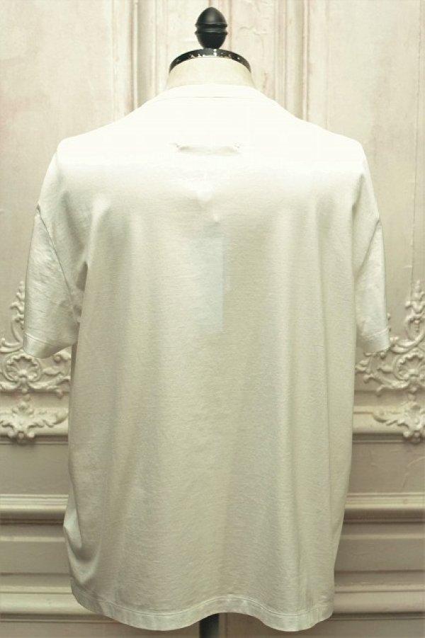 """画像4: Maison Margiela """" Mako Cotton Jersey T-Shirt """" col.100(White)"""
