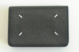 "Maison Margiela "" Card Case - Embossed Leather "" col.T8013"
