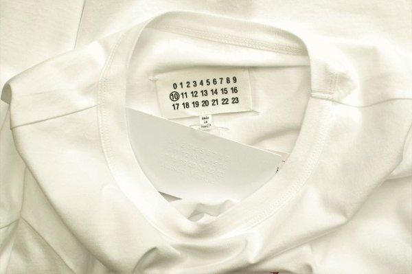 """画像5: Maison Margiela """" Mako Cotton Jersey T-Shirt """" col.100(White)"""