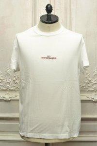 "Maison Margiela "" Mako Cotton Jersey T-Shirt "" col.100(White)"