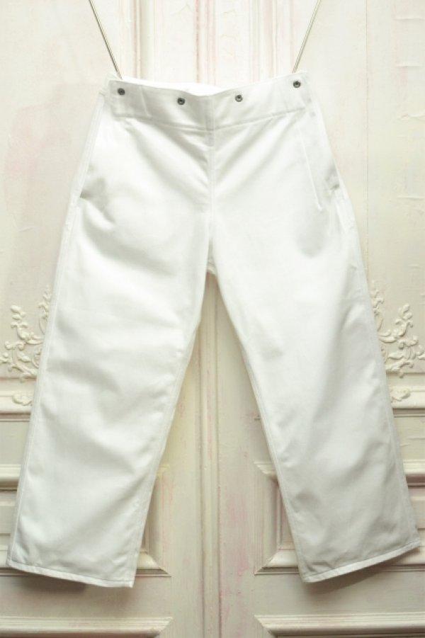 """画像1: TUKI """" snap pants """" col.white(00)"""