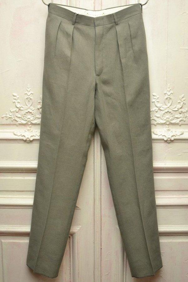 "画像1: BERNARD ZINS "" ZINS H3 "" col.Grey Linen Solid"