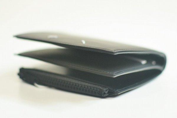 """画像2: Maison Margiela """" Zip Wallet - Smooth Leather - Calendar """" col.T8013(Black)"""