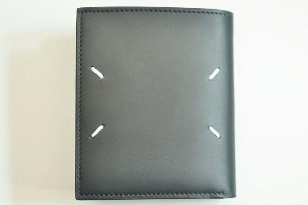 """画像1: Maison Margiela """" Zip Wallet - Smooth Leather - Calendar """" col.T8013(Black)"""