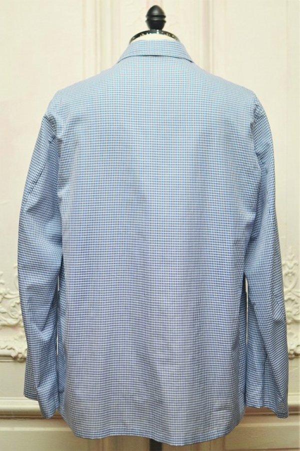 """画像4: MAATEE&SONS """" 3B  Work Jacket - mathematics exclusive  """" col.Blue White Checkered"""