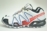 "Salomon "" Speedcross 3 Racing "" col.White /Black /Red"