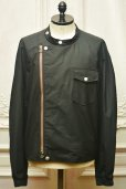 "画像1: 3MAN "" RIDING BLOUSON  ""  col.Black (1)"
