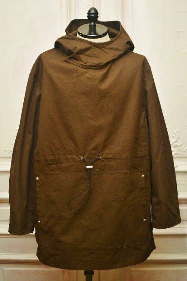 "画像1: 3MAN "" WIND SMOCK  ""  col.Brown"