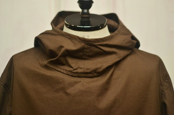 "画像2: 3MAN "" WIND SMOCK  ""  col.Brown"