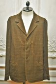 "画像1: BEAUGAN "" Architect Jacket - mud paint shuttle  "" col.Mud brown (1)"