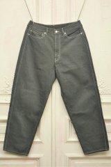"Graphpaper "" Denim Five Pocket Pants "" col.GRAY"