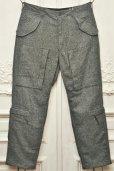 """画像1: Engineered Garments """" Alrcrew Pant - Herringbone """" col.Grey (1)"""